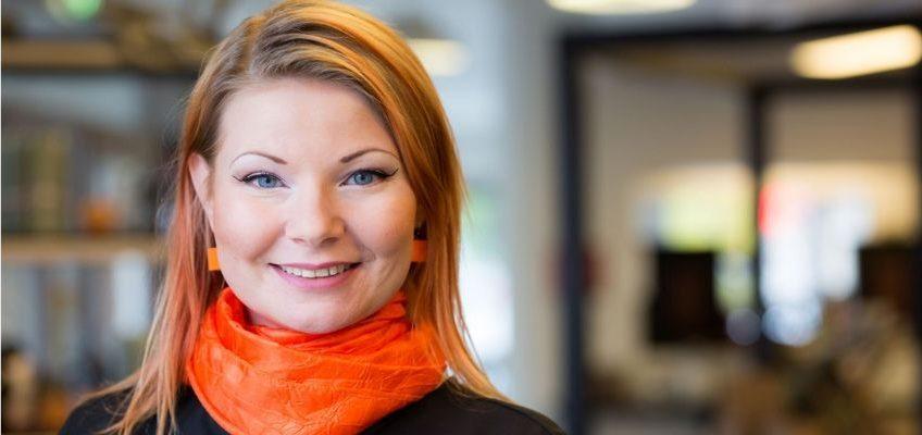 27 Sanya Saarinen: sissikampanjalla yrityksen starttiin